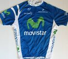 MOVISTAR TEAM CYCLING JERSEY NEW ***