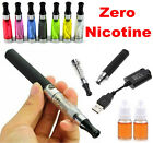 BLACK E Shisha Sheesha Electronic Stick Pen + 2 Refill Liquid Oil Flavour Smoke