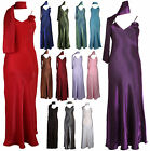 Bridesmaids Cocktail Prom Dress Ball Gown Evening Dress 17+ Colours Sizes 8 - 20