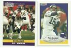 Rich Gannon Minnesota Vikings 1990 Fleer, 1990 Pro Set