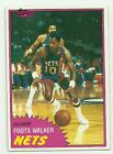 1981 Foots Walker New Jersey Nets