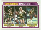 1981 Jack Sikma Milwaukee Bucks