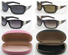 (Y1222) Plastic Frame Sunglasses /UV 400/ CE Standard/ FREE DELIVERY