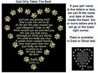 PERSONALIZED PET MEMORIAL POEM NAME PLATE Multiple Sizes & Poem Choices DOG CAT