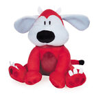 """Halloween Toys for Dogs - Dog is Good Plush Toy Two Squeakers! 7"""" Long!"""