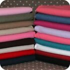 Linen Blend Plain Solid Fabric 1 Metre 140cm x 100cm 55% Linen & 45% Cotton Mix.