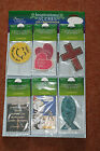 Air Freshener Christian Themes Scented Hanging Car Caravan Office FREE P&P Qty D