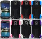 Samsung Galaxy S4 ACTIVE / i537 i9295 (AT&T) Phone Case Tstand+ SCREEN PROTECTOR