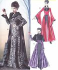 McCall's 6818 Sewing Pattern to MAKE Costumes - Evil Queen Coat Caplet Cape