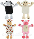 New Kids Cute Farm Yard  Friends Childs Bed Hot Water Bottle 1 LTR Capacity