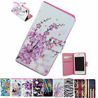 Fold Leather Wallet Flip Card Holder Stand Skin Case Cover For Apple iPhone 4 4S