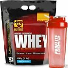 PVL Mutant Whey Protein 2270g / 2.27kg  / 63 Servings + FREE Pro Elite Shaker