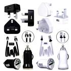 MiCRO USB MAiNS TRAVEL CAR CHARGER ADAPTOR DATA CABLE FOR Nokia Oro n Model