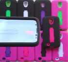 Samsung Galaxy S4 Active SGH-I537 / GT-i9295 Case with BUILT IN SCREEN PROTECTOR