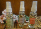 Scentations RARE Discontinued SCENTED SPACES Travel Spray 2oz *Choose Fragrance*