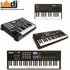 New Akai MPK Mini 25 49 61 MIDI USB Key Controller Keyboard with MPC Drum Pads