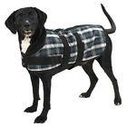 Casual Canine WATERPROOF PLAID BLANKET Dog Jacket Coat CLEARANCE SALE!