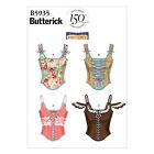 Butterick 5935 Easy Sewing Pattern to MAKE Boned Laced Corsets - Sewing Bee