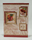 Husband Wife or Mum and Dad 40th Ruby Wedding Anniversary Card - Lovely Verse