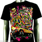 RC Survivor T-Shirt Sz M L XL XXL 3XL Graffiti Car Skull Biker Tattoo Street BG2