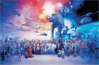 Poster Star Wars - Complete Cast
