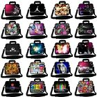 "Many Design 15"" 15.4"" 15.6"" Laptop Shoulder Bag Sleeve Case Pouch Cover W/Handle"
