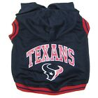 Houston Texans Hoody NFL Official Dog Pet shirt (all sizes)