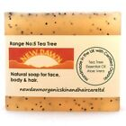 TEA TREE SOAP BAR - New Dawn Organic Handmade Vegan Skin and Hair Care Products