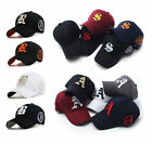 New A B R S Mark Baseball Ball Cotton Mens Womens Cap Golf Sports Hat with Visor