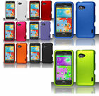 For Verizon LG Enact VS890 Rubberized HARD Case Snap On Phone Cover Accessory