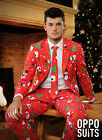Christmaster Oppo Suit - Crazy Christmas Jumper Fancy Dress Outfit Tree Snowman