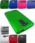 FOR LG G2 2013/G3/G VISTA HARD TWO PART SNAP-ON CASE COVER ACCESSORY+STYLUS/PEN