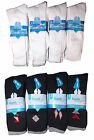 MENS BIG FOOT SOCKS 12pairs SPORTS / TRAINER / 80% COTTON  / 20% POLYESTER 11-14