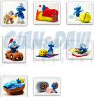 McDonald's MCDONALDS HAPPY MEAL 2002 SINGOLI PUFFO PUFFI SMURF SMURFS