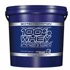 Scitec Nutrition 100% WHEY PROTEIN*5000g With Extra Amino Acids +FREE Delivery