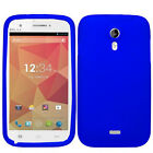 For BLU Studio 5.0 D530 D530A D520 Soft Rubber Silicone Case Phone Cover