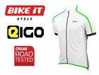 NEW GREEN EIGO CLASSIC SHORT SLEEVE JERSEY FOR ROAD RACING CYCLISTS FREE P&P