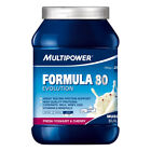(31,87€/kg) Multipower Formula 80 Evolution Protein 750g Dose, Eiweiss + Bonus