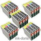 20x COMPATIBLE SERIES XL INK CARTRIDGES FOR EPSON STYLUS INKJET PRINTER