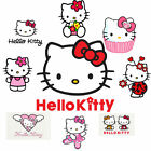 Hello Kitty Iron on T Shirt Transfer Many Designs ID1 A6 A5 A4 free post