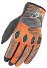 Joe Rocket Rocket Nation Men's Gloves (Pair) Orange
