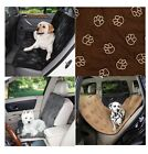 Pawprint Car Seat Covers for Traveling Pups  Dogs Pet Auto Seats Protection