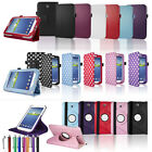 Magnetic Leather Case Smart Cover for Samsung Galaxy Tab 3 P3200 P3210 7.0 INCH