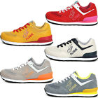 New FLYSUE Fashion Sneakers Walking Athletic Womens Lace Up Shoes