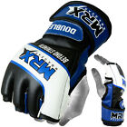 MMA GLOVES UFC GRAPPLING GLOVES BOXING CAGE MRX Blue/Black/White