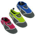 Beach Water Sea Shoes Kids Infants Boys Girls Summer Holiday Toggle Footwear