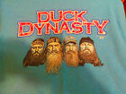 Men`s DUCK DYNASTY Graphic T shirts Robertson Men 4 Faces Pink Camo NEW