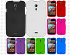 For BLU Studio 5.0 D530 HARD Rubberized HARD Protector Case Phone Cover