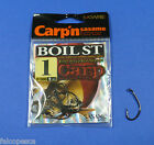Ami Sasame F-500 BOIL ST blak nickel carpfishing