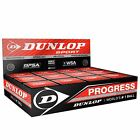 Dunlop Squash Balls Pack of 12 Advanced Players Sports Equipment Accessory